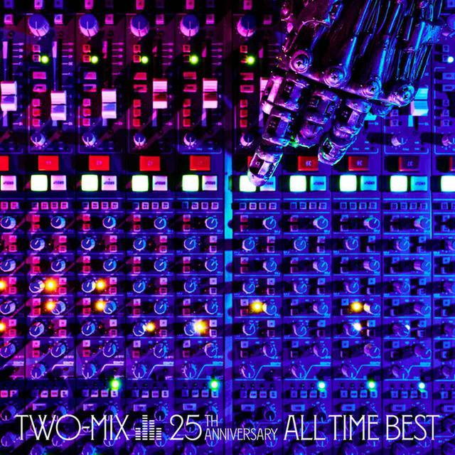 画像: TWO-MIX 25th Anniversary ALL TIME BEST【FILES】/TWO-MIX