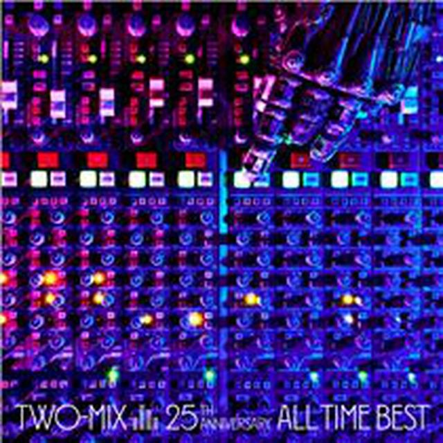 画像: TWO-MIX 25th Anniversary ALL TIME BEST【FILES】 - ハイレゾ音源配信サイト【e-onkyo music】