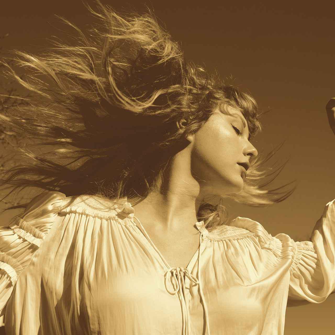 画像: Fearless (Taylor's Version) / Taylor Swift