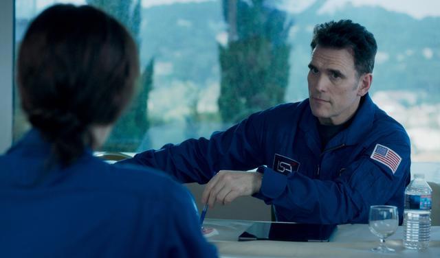 """画像: 本作でマットが演じるのは、経験豊富な宇宙飛行士。最初は主人公に対して良い感情を抱いていないが、だんだんと信頼関係を築いていく様子は、""""頼れる兄貴""""のようだ"""