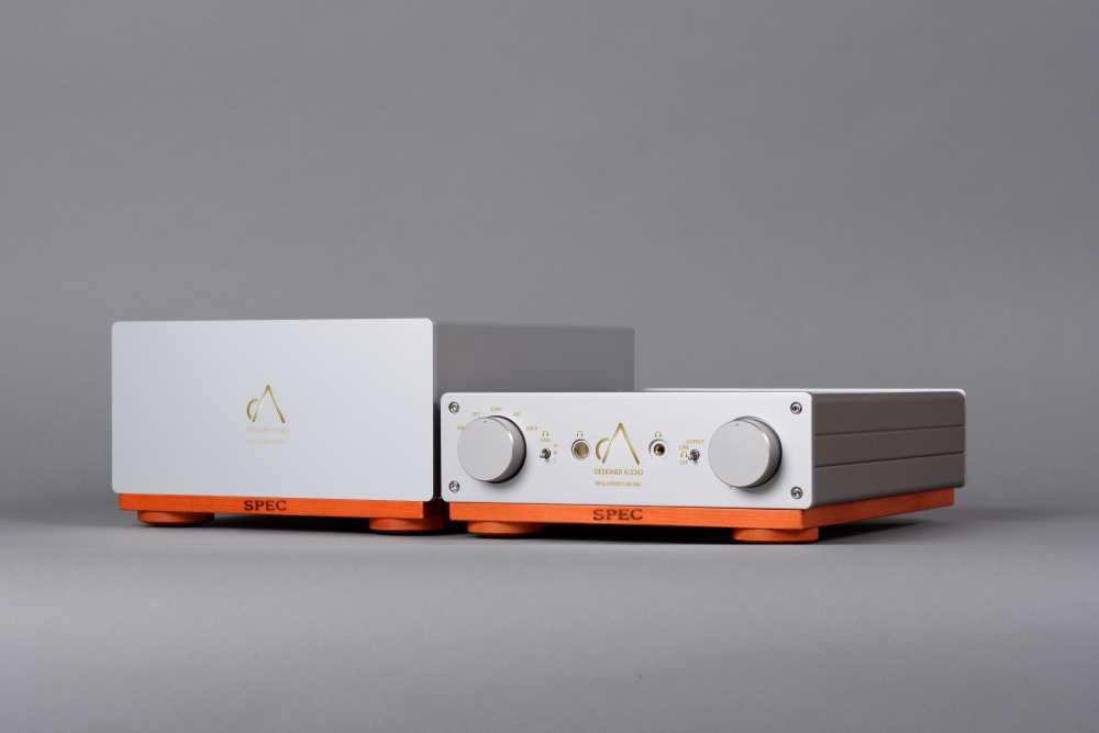 画像1: スペック、2ピース構成のDAC「RMP-DAC1」を5月下旬に発売。「Diretta」対応のUSB Bridge「RMP-UB1」と組み合わせると、より高音質なネットワーク再生が楽しめる