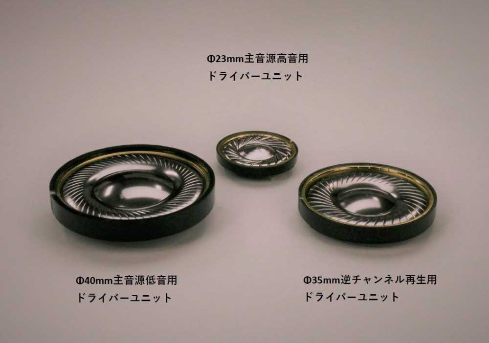 画像2: クロスゾーン、頭外定位ヘッドホンの第3弾「CZ-8A」が4月28日に発売。波面コントロール技術でより自然な音質・定位感を実現