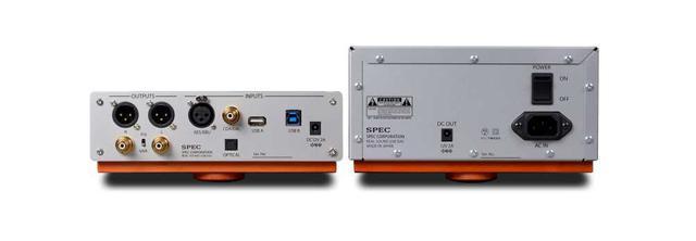 画像2: スペック、2ピース構成のDAC「RMP-DAC1」を5月下旬に発売。「Diretta」対応のUSB Bridge「RMP-UB1」と組み合わせると、より高音質なネットワーク再生が楽しめる
