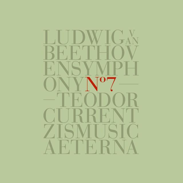 画像: Beethoven: Symphony No. 7 in A Major, Op. 92/Teodor Currentzis