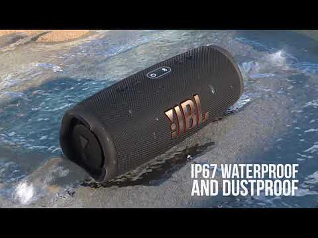 画像: JBL CHARGE 5 | モバイルバッテリー機能付きポータブル防水スピーカー