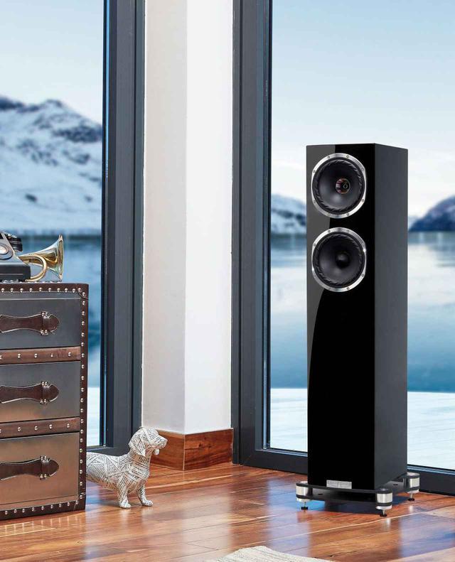 画像: FYNEAUDIO、スピーカーシステム「F500シリーズ」に、特別仕様の「F501SP」を投入。光沢仕上げで3色をラインナップする - Stereo Sound ONLINE
