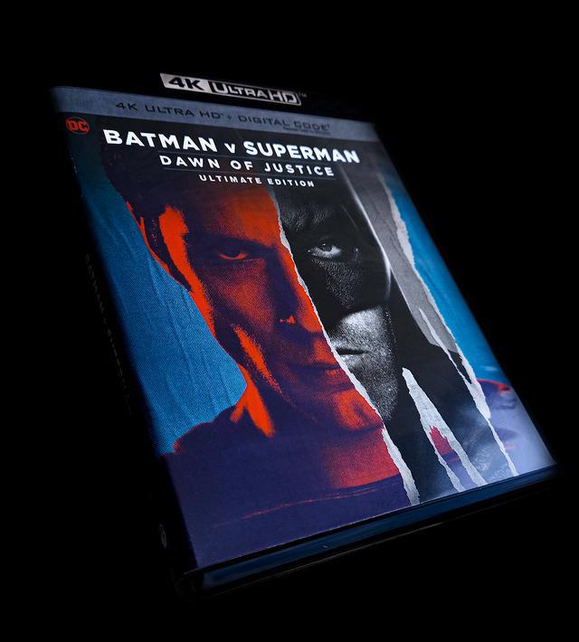 画像: 4K UHD BLU-RAY レビュー『バットマン vs スーパーマン ジャスティスの誕生(リマスター)』ザック・スナイダー 監督【世界4K-Hakken伝】