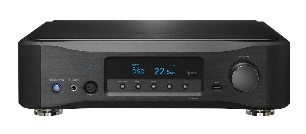 画像1: エソテリックの新世代プリアンプ「N-05XD」は5月1日発売。オーディオメーカーが創る、音楽再生のためのネットワーク回路に注目