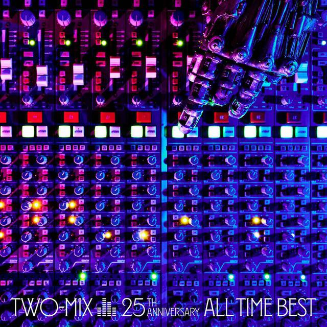 画像: TWO-MIX 25th Anniversary ALL TIME BEST【FILES】 / TWO-MIX