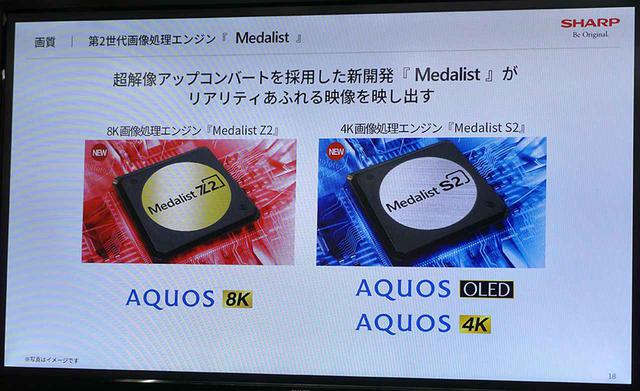 画像: シャープAQUOS 8K「8T-C70DW1」「8T-C60DW1」でYouTubeの8Kネット配信動画も手軽に楽しめる。様々なソースを8K品質で楽しめる新製品は6月12日に発売