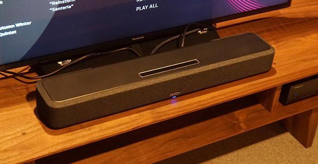 画像: いい音を知っている日本人のためのサウンドバー、デノン「SB 550」が5月下旬に発売。音楽から映画、ゲームまで、すべてを一台で楽しめるハイエンドモデルを目指した - Stereo Sound ONLINE