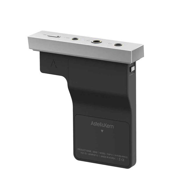 画像3: Astell&Kern、モジュール構造を取り入れ、好みのDACを選べるポータブルプレーヤー「A&future SE180」を5月21日に発売