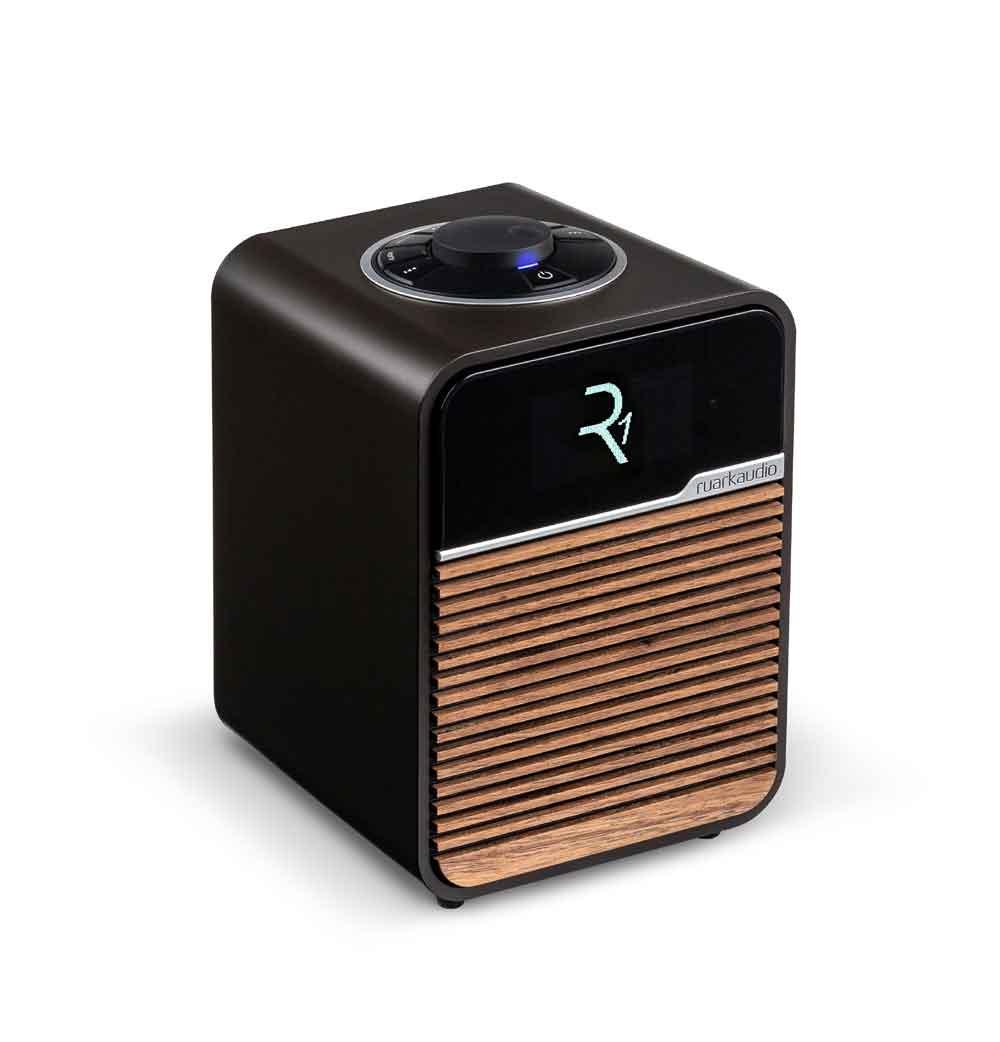 画像: ruarkaudio、日本のFMラジオ周波数に対応した一体型オーディオシステム「R1mk4」を発売