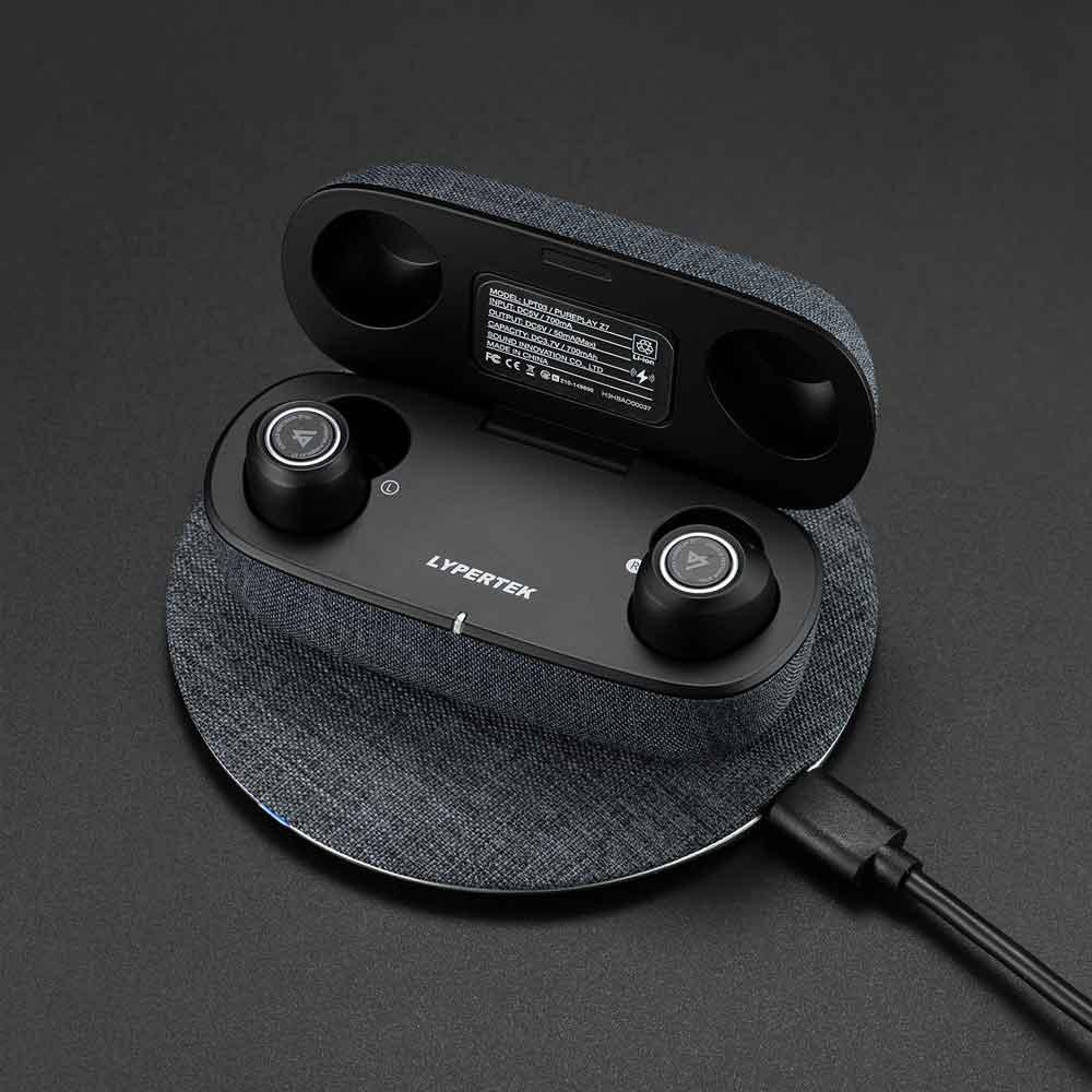 画像4: LYPERTEK、ハイブリッド3ドライバー仕様の完全ワイヤレスイヤホン「PUREPLAY Z7」を4月30日に発売