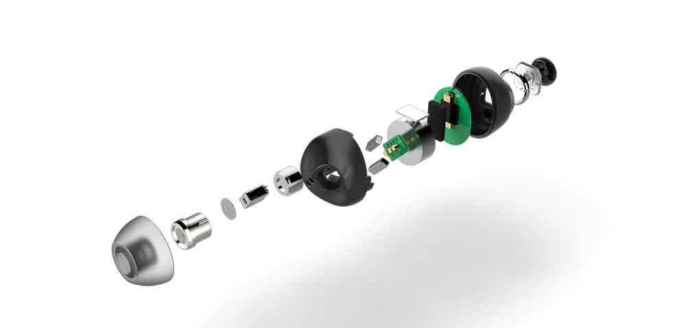 画像3: LYPERTEK、ハイブリッド3ドライバー仕様の完全ワイヤレスイヤホン「PUREPLAY Z7」を4月30日に発売