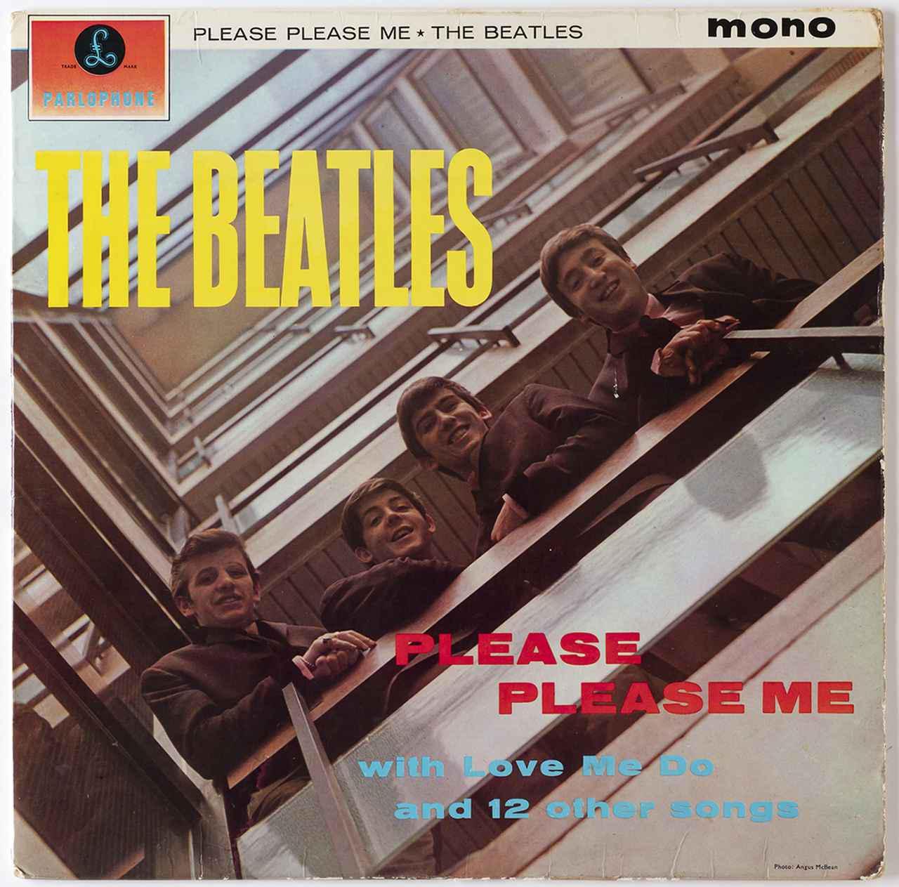 画像: 『Please Please Me』The Beatles LP(Parlophone PMC1202)