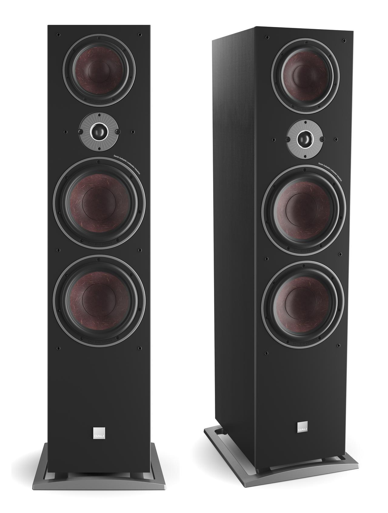 画像: ダリの「OBERON 9」は、独自設計のユニットにより太くて逞しいサウンドを聴かせるシリーズ最上位機種