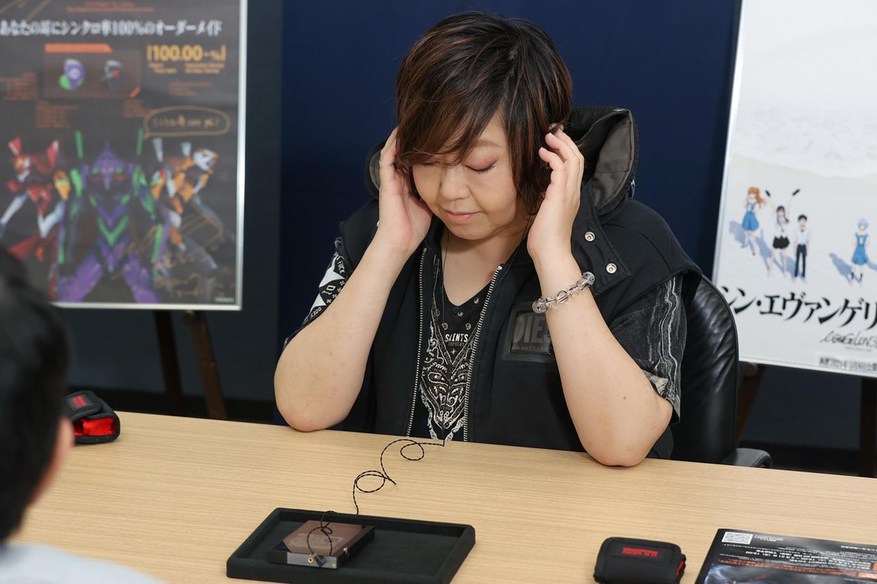 画像3: ONKYO DIRECT「ONKYO Custom In-ear Monitors エヴァンゲリオンコラボモデル」