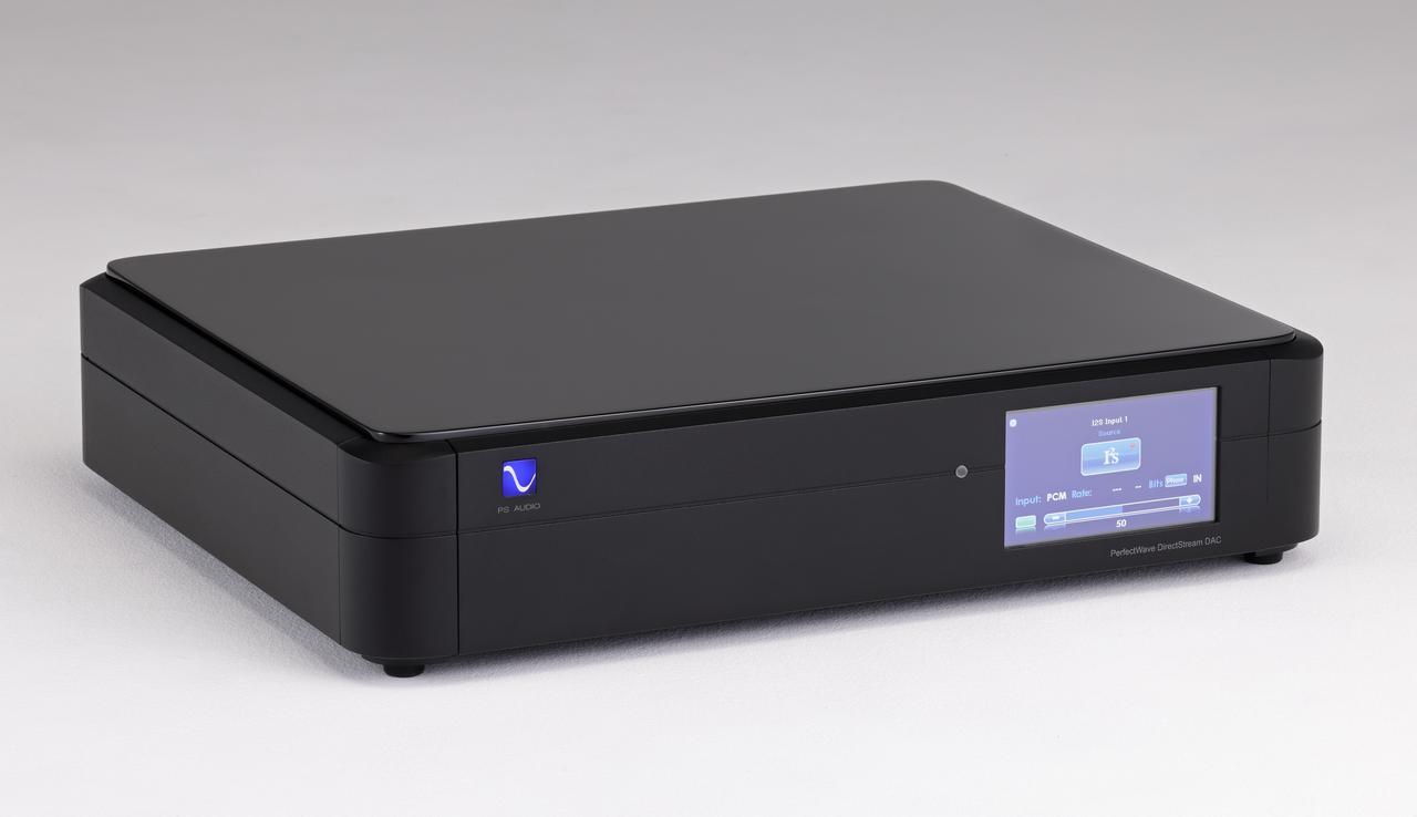 画像: 組み合わせて試聴した同社製DAC、DirectStream Dac(¥660,000)。HDMIケーブルでのI2S入力を備えてSACDのネイティヴ再生を可能にする。