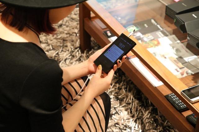 画像1: ハイレゾ対応スマートフォン「GRANBEAT」で、オジー・オズボーン『Ozzmosis』で聴く