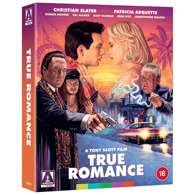 画像2: TRUE ROMANCE - 4K UHD BLU-RAY with DOLBY VISION/4K DIGITAL RESTORATION