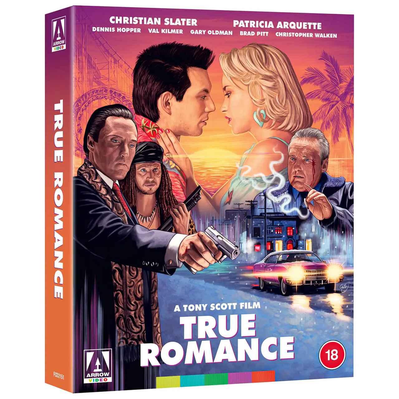 画像2: TRUE ROMANCE - 4K UHD BLU-RAY with DOLBY VISION/4K DIGITAL RESTORATION