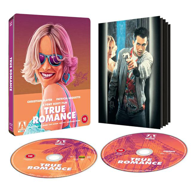 画像3: TRUE ROMANCE - 4K UHD BLU-RAY with DOLBY VISION/4K DIGITAL RESTORATION