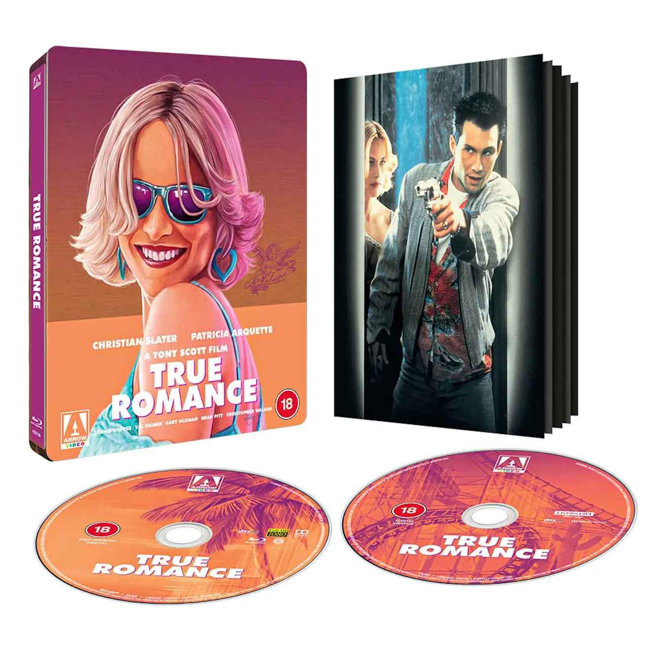 画像3: TRUE ROMANCE - 4K UHD BLU-RAY with DOLBY VISION/4K DIGITAL RESTORATION