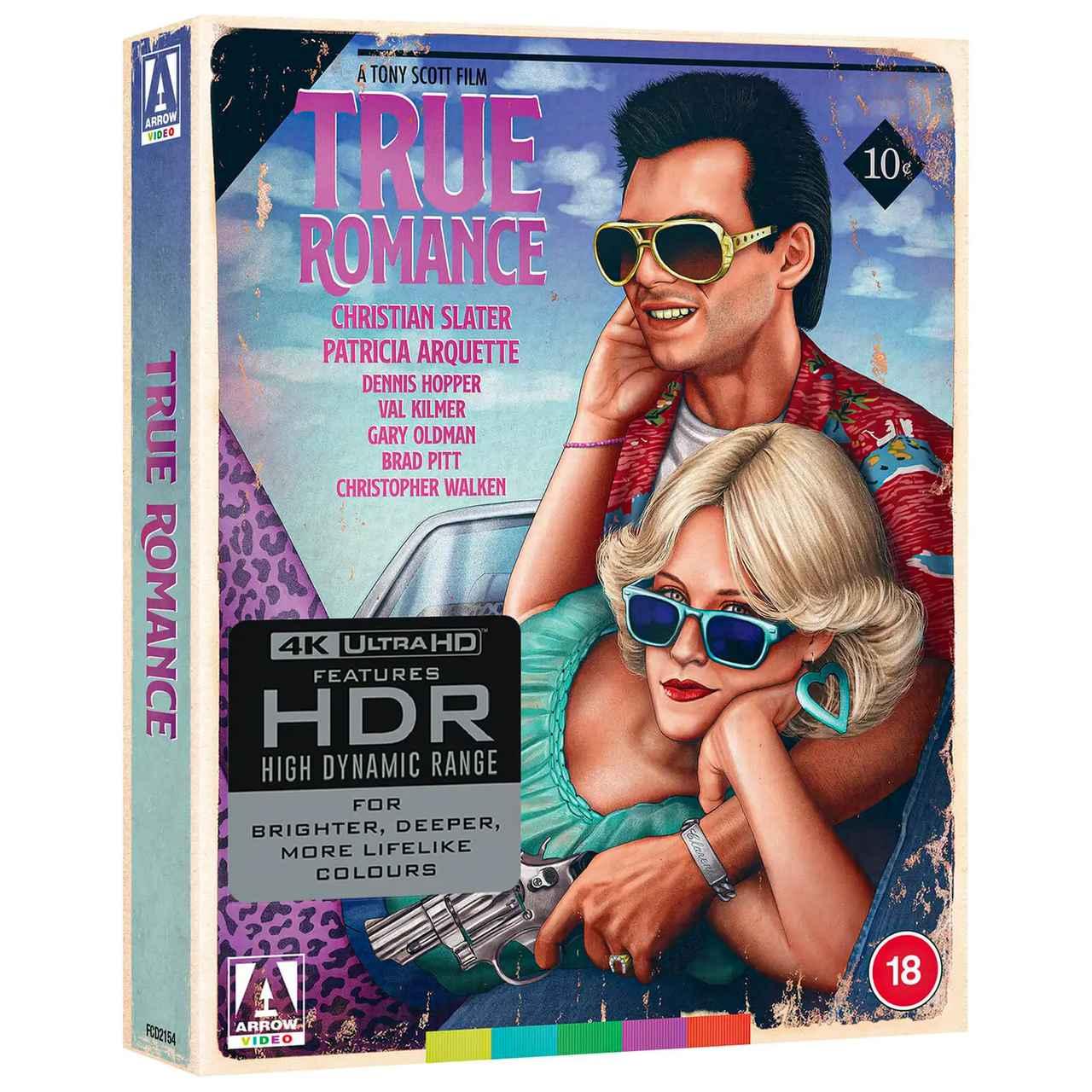 画像1: TRUE ROMANCE - 4K UHD BLU-RAY with DOLBY VISION/4K DIGITAL RESTORATION