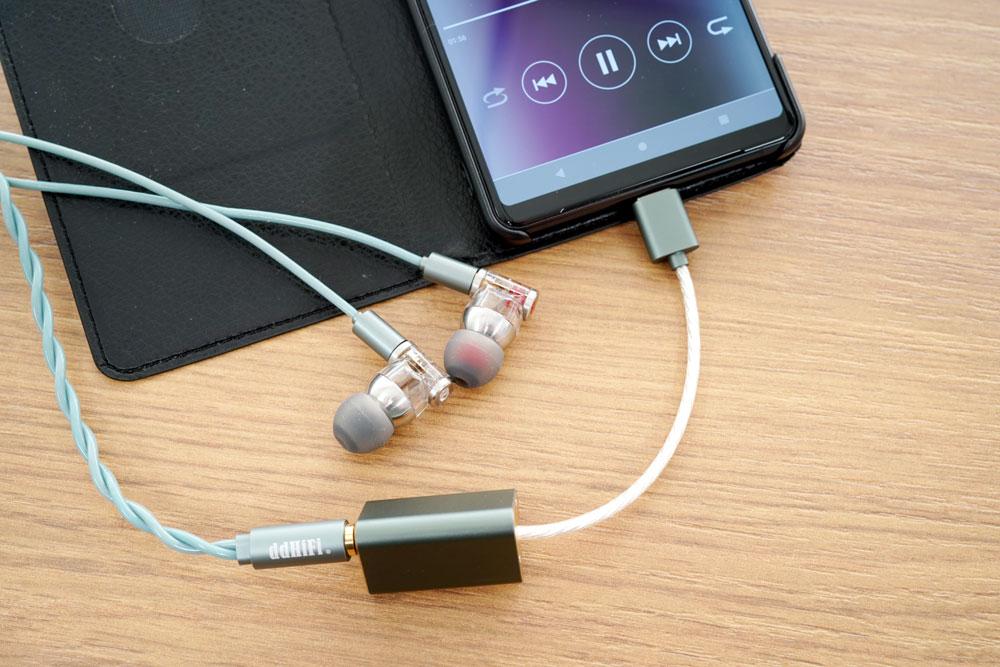 画像3: DD HiFiの有線イヤホン「Janus」は、初めてのバランスイヤホンに好適の一台。デザイン性と音質がマッチし、豊かな音場感、響きの余韻が楽しめる