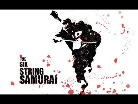 画像: Six-String Samurai (Trailer) youtu.be