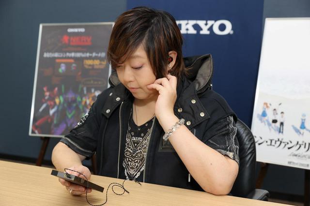 画像2: ONKYO DIRECT「ONKYO Custom In-ear Monitors エヴァンゲリオンコラボモデル」