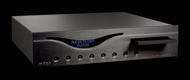 画像: AUDIAのCD専用プレーヤー「FL CD THREE S」が3月1日に発売。384kHz/32ビット、DSD512対応のUSB入力も備え、単体DACとしても使える - Stereo Sound ONLINE