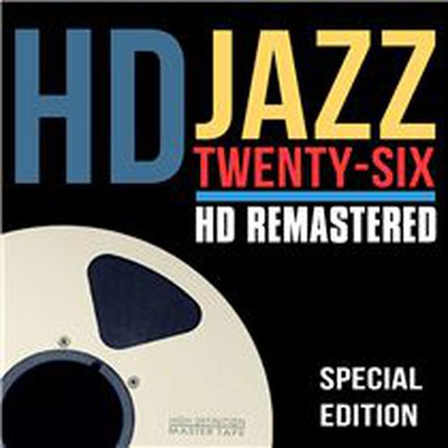 画像: HD Jazz Volume 26 - ハイレゾ音源配信サイト【e-onkyo music】