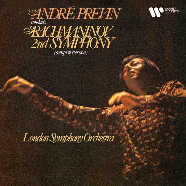 画像: Rachmaninov: Symphony No. 2, Op. 27/André Previn