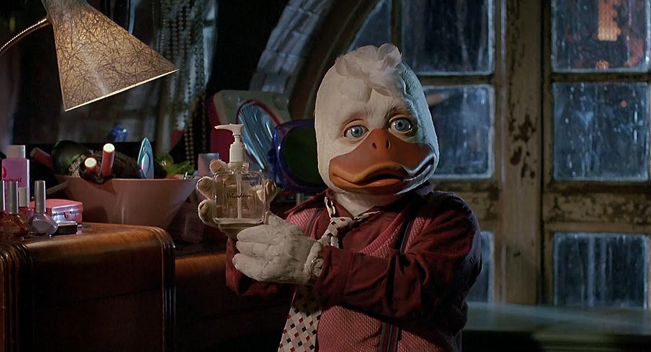 画像: Howard The Duck - Original Trailer (1986) youtu.be