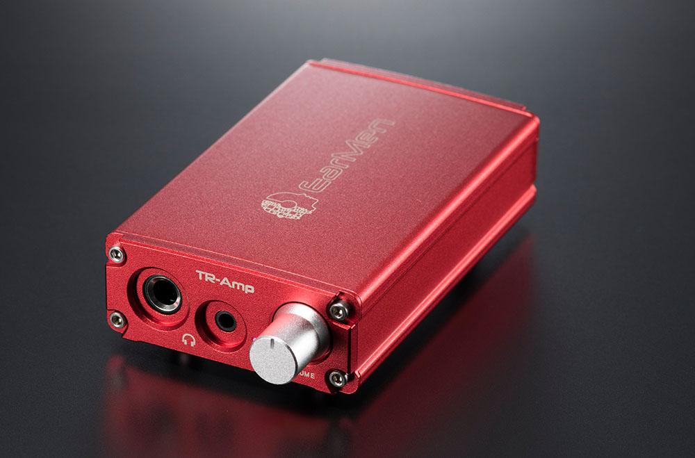 画像1: DSDやMQA対応USB DACとしても使えるポータブルプリアンプ「TR-Amp」。設計・製造のすべてをヨーロッパで行うEARMENブランドの新製品