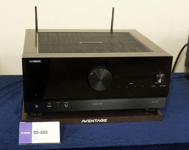 画像: ヤマハ、AVENTAGEシリーズ2021年モデル「RX-A4A」「RX-A6A」「RX-A8A」が登場。内部回路の64ビット伝送を可能にし、「SURROUND:AI」の音質が向上 - Stereo Sound ONLINE