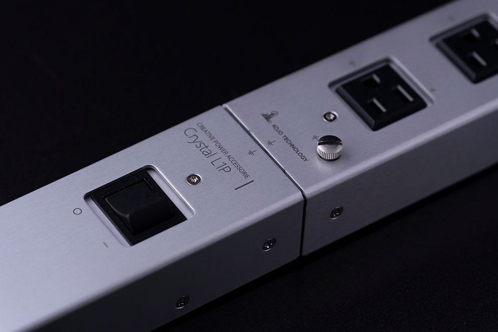 画像2: ビンテージオーディオ機材の長寿命化に貢献。光城精工がソフトスタート電源タップ「Crystal L1P」を発売。発売記念キャンペーンも開催する
