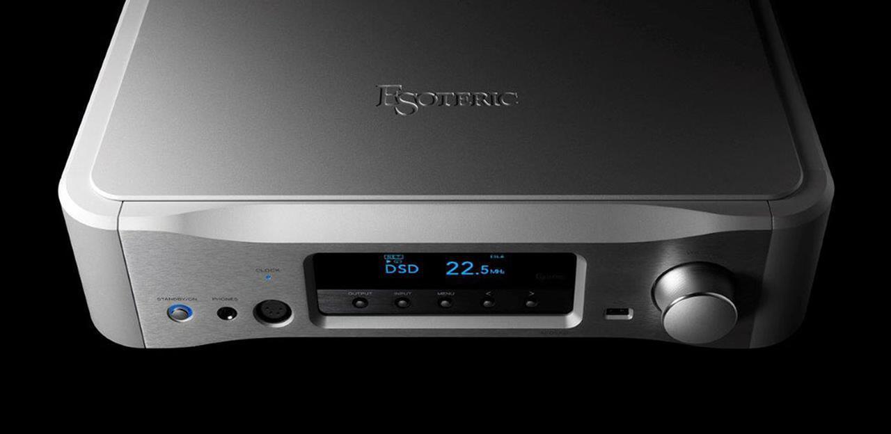 画像: エソテリックの新世代プリアンプ「N-05XD」は5月1日発売。オーディオメーカーが創る、音楽再生のためのネットワーク回路に注目 - Stereo Sound ONLINE