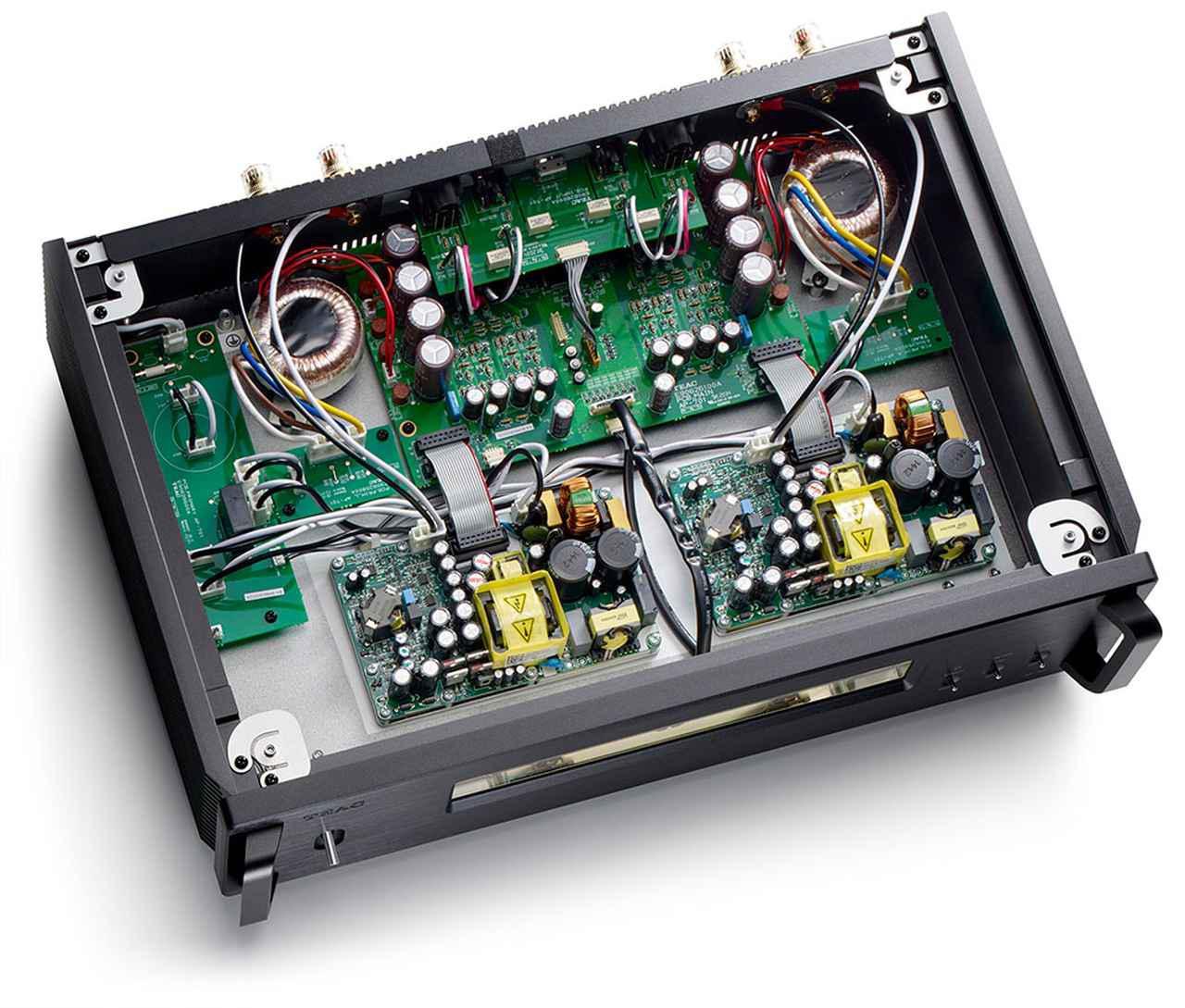 画像: ティアック、「AP-701」を5月29日より販売開始。一部パーツの入手の問題により発売が延期されていた、Reference700シリーズのステレオパワーアンプ