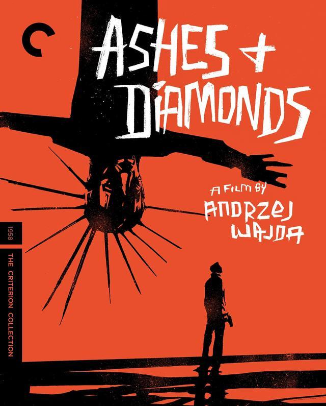 画像: 灰とダイヤモンド/ASHES AND THE DIAMOND 8月24日リリース 1958年/監督アンジェイ・ワイダ/出演ズビグニエフ・チブルスキー, エヴァ・クジジェフスカ 第二次大戦下、ドイツ敗戦間近のポーランドの地方都市。平和回復を祝う花火が夜空を彩るとき、レジスタンス青年は共産党地区委員長を暗殺する。一夜の恋などのエピソードを絡ませながら、組織に生きた青年の運命を描いた名画クラシック。『世代』『地下水道』に続く名匠ワイダの戦争三部作、その最終章。ヴェネチア国際映画祭・国際映画評論家連盟賞受賞。 NEW 4K RESTORATION OF THE FILM, with uncompressed monaural soundtrack