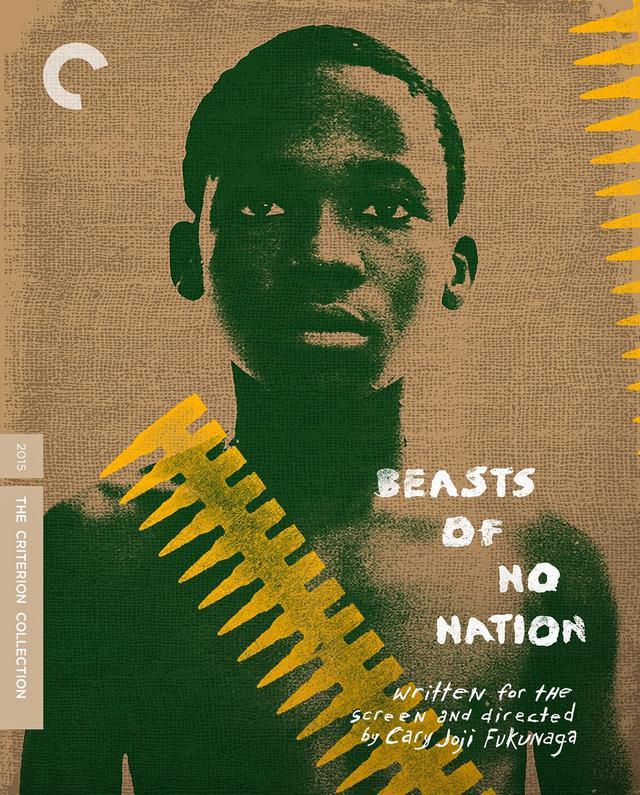 画像: ビースト・オブ・ノー・ネーション/BEASTS OF NO NATION 8月31日リリース 2015年/監督キャリー・フクナガ/出演エイブラハム・アッター, イドリス・エルバ 西アフリカのとある国で内戦が勃発。それまで平和に暮らしていた少年アグーは、内戦で家族を奪われる。武装集団に入ることを強要されたアグーは、次第に身も心もゲリラ兵士へと変貌していく。Netflix初となるオリジナル映画。ヴェネチア国際映画祭/マルチェロ・マストロヤンニ賞(新人俳優賞)受賞作。 2K MASTER, approved by director Cary Joji Fukunaga, with 5.1 surround DTS-HD Master Audio soundtrack