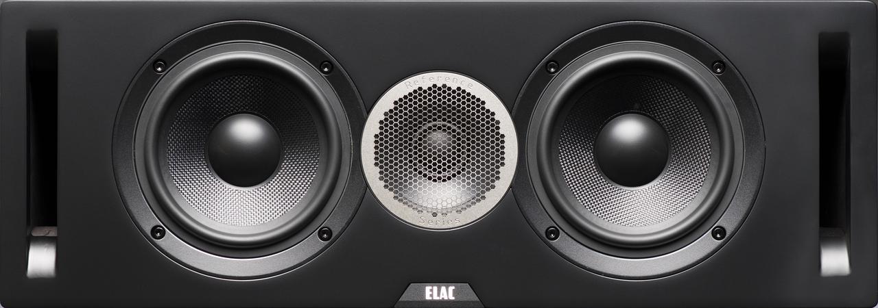 画像: Debut Referenceシリーズはホームシアターが盛んなアメリカで設計されただけあって、センター用モデルDCR52もラインナップされている。本シリーズは高域分割用クロスオーバー周波数がすべて2.2kHzと共通であるため、シリーズでサラウンドを組んだ場合は、システム全体の位相特性も同一になり、シームレスな音場再現が獲得しやすい