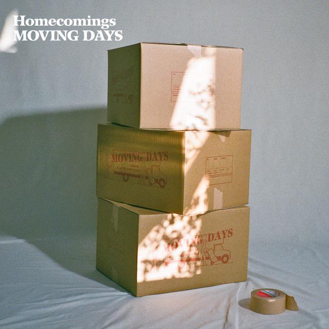 画像: Moving Days / Homecomings on OTOTOY Music Store