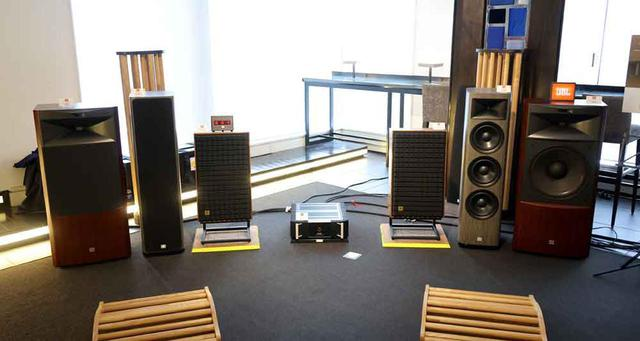 画像: JBL、創業75周年記念モデル「L100 CLASSIC75」を日本国内初お披露目。プリメインアンプ「SA750」も - Stereo Sound ONLINE
