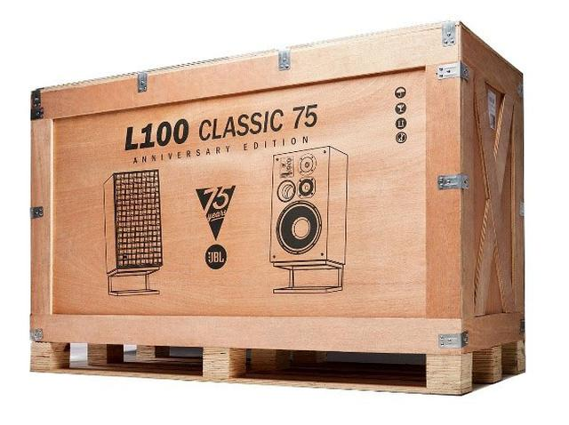 画像: L100 Classic 75専用コンテナボックス