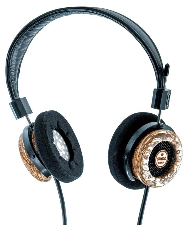 画像1: 第1位:グラド The Hemp Headphone