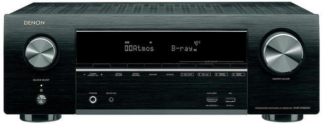 画像1: 第1位:デノン AVR-X1600H