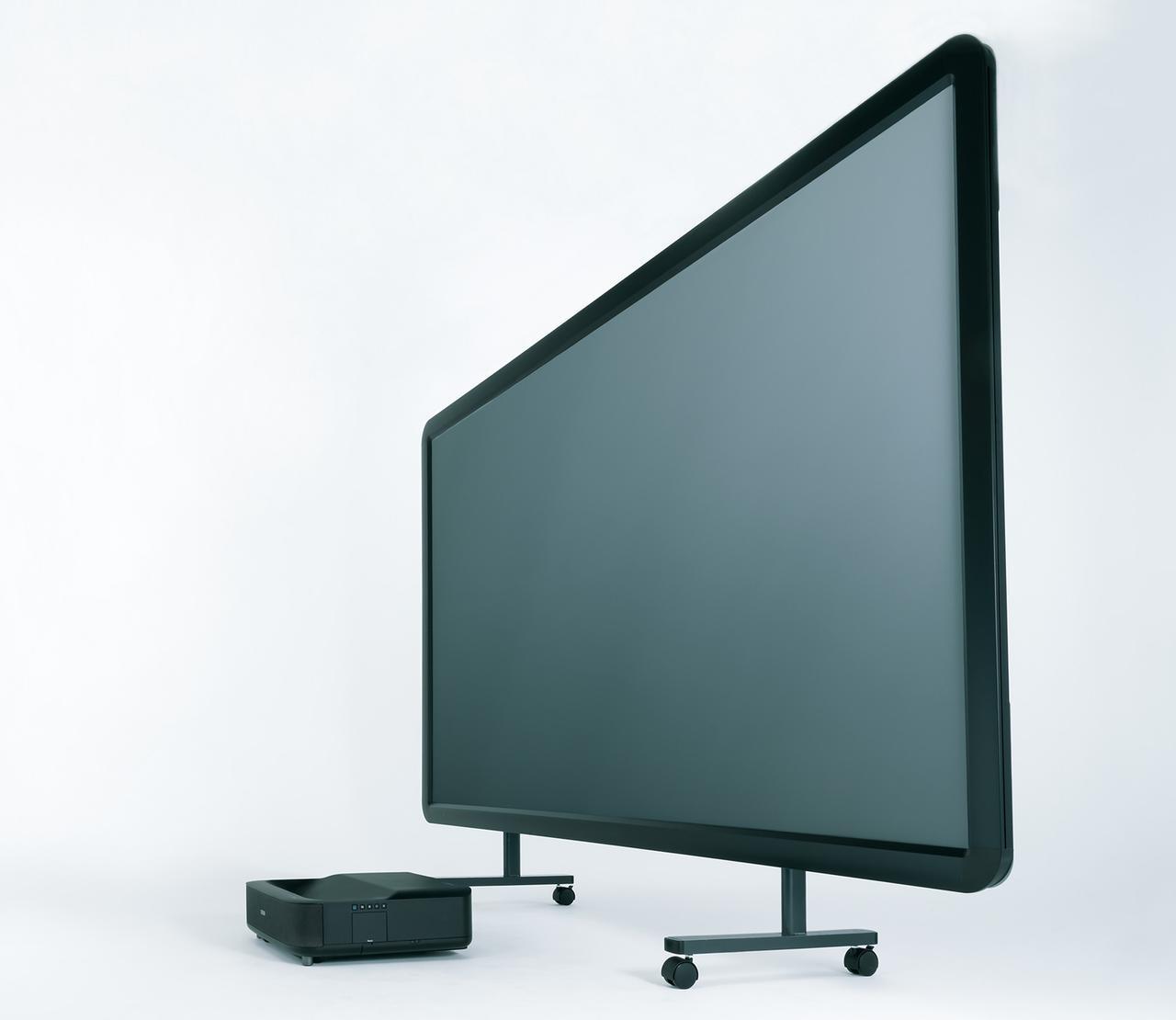 画像2: 感動の大画面映像の鍵。「スクリーン」に注目しよう!KIKUCHI『WAV-70HDC』『SPA-100HDUT』
